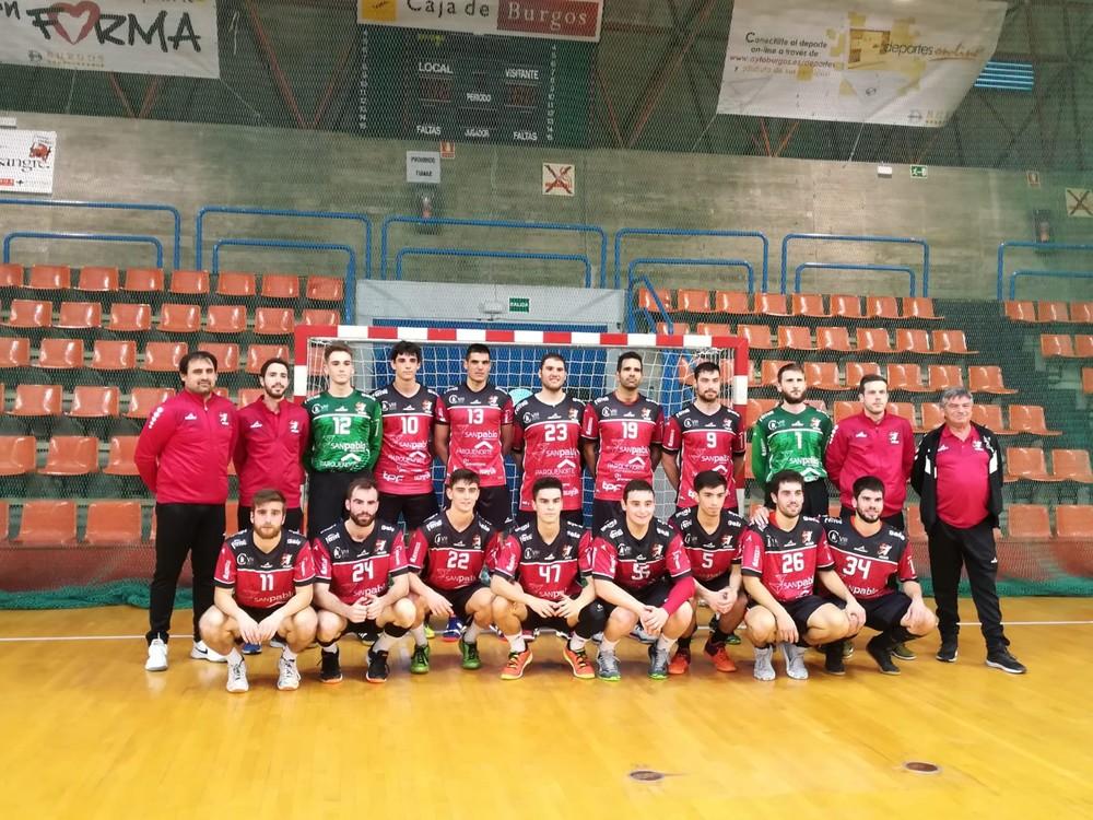 Foto primer equipo 2019/2020